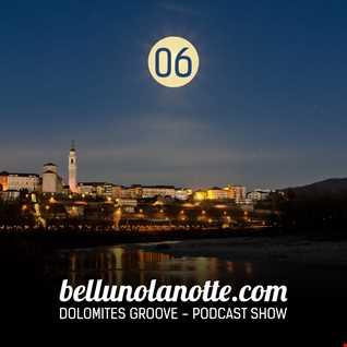 Bellunolanotte Podcast 006 (giamP dj -gizA djs)