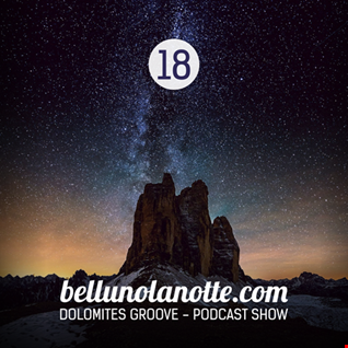 Dolomites Groove Podcast 18mixed by giamP (gizA djs)