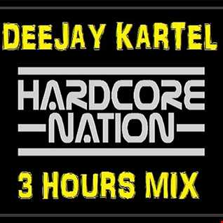 DEEJAY KARTEL HARDCORE PODCAST ON VIRTUAL DJ