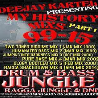 TWO TONED RIDDIMS MIX 1