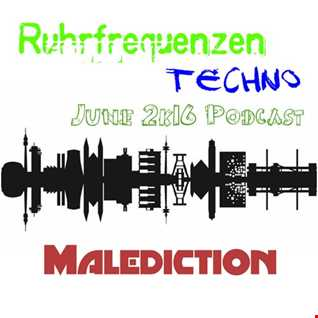 Malediction Doomdidoom Ruhrfrequenzen Podcast Show 06 2k16