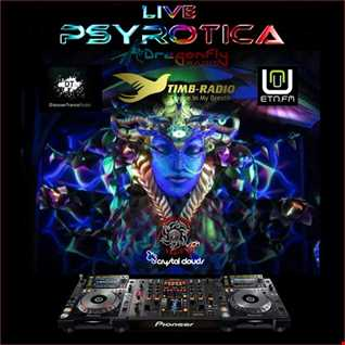 PsyDance Energy Live Set by Psyrotica