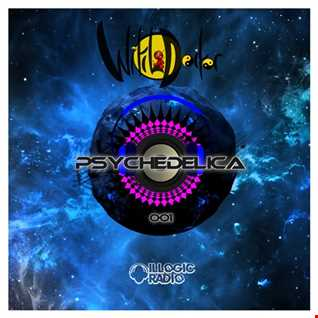 Illogic Radio 7th October 2020 - Psychedelica 001