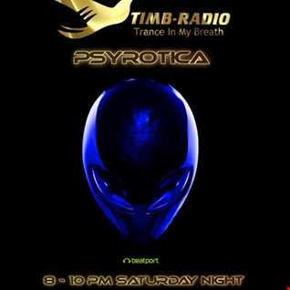 Timb Radio promo set - Psyrotica - April 7th 2018