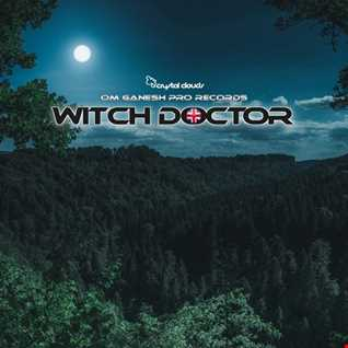 The Witch Doctor Live - Fairies on the Moon