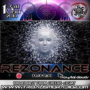 Tribalismo Radio - REZONANCE live recorded set - Global Underground