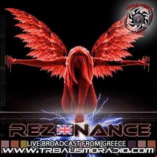 Rezonance Live on Tribalismo Radio 27th Nov 2018