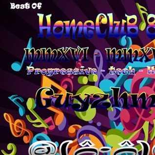 HomeCluB 85 Guyzhmo MMXVI - MMXVIII Chapter Progressive - Tech - House