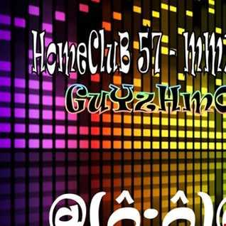 HomeCluB 57 Guyzhmo MMXVII