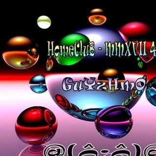 MMXVII 41 HomeClub Guyzhmo