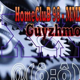 20190216 Mix HomeClub 98 Guyzhmo