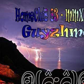 HomeCluB 83 Guyzhmo MMXVIII