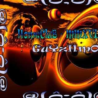 MMXVII 40 HomeCluB - Guyzhmo