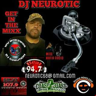Dj Neurotic  WORKING WOMEN 5PM  OLD SCHOOL HOUSE MIX