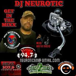 UNDERGROUND HIP HOP(11 18 16)Pt1(DJ NEUROTIC EDITS)(CLEAN)