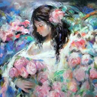 Flores para Mamãe