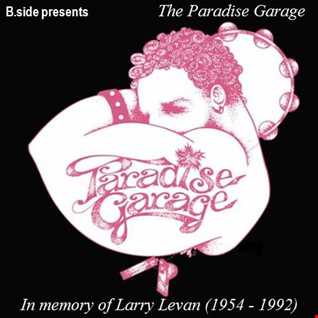 HSH.SP001 B.side - The Paradise Garage