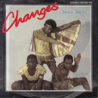 Imagination - Changes / 92KTU (Remix) 1982