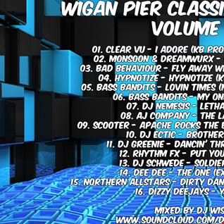 Dj Wisdom - Wigan Pier Classic Anthems - Vol.1