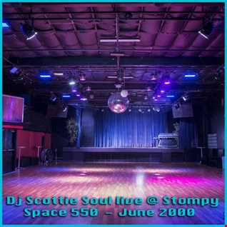 Scottie Soul Live @ Stompy 550 Space Barneveld