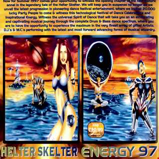 DJ Hype Feat. MC's Fatman D, Fearless & Foxy - Helter Skelter Energy '97