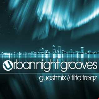 Urban Night Grooves 47 - Guestmix by Filta Freqz