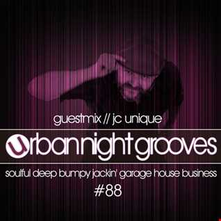 Urban Night Grooves 88 - Guestmix by JC Unique