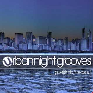 Urban Night Grooves 31 - Guestmix by Redsoul