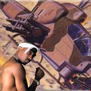 Over Deathrow Sea - Tupac vs Twin Cobra