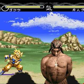 Holler at My Power - Tupac vs Dragon ball Z