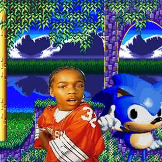 Azure Bounce - Lil Bow Wow vs Sonic the Hedgehog