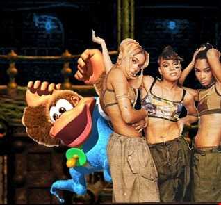 kremling scrubs (Highwind remix) - TLC vs Donkey Kong