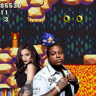 Lava raybans - Sean Kingston vs Sonic the Hedgehog