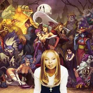 Dark Rainy Days - Mary J Blige vs Darkstalkers