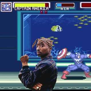 Dont Sleep on Marvel - Tupac vs Marvel Super Heroes