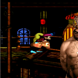 Tupac vs Donkey Kong - Only fear is Nuts n bolts
