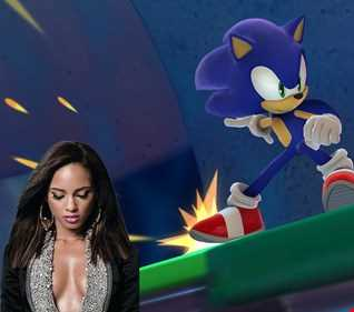 No One in this Lost World - Alicia Keys vs Sonic the Hedgehog