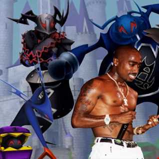 Fake ass unversed - Tupac vs Kingdom Hearts