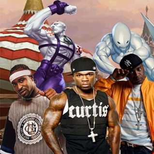 12 Necro Gangstas - 50 cent vs Street Fighter