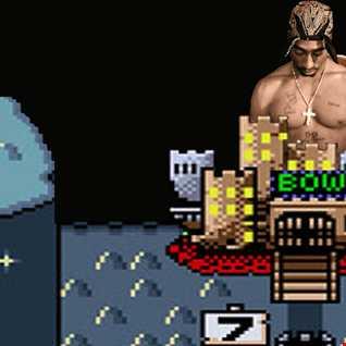 F**k Bowsers Castle - Tupac vs Smash Bros