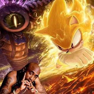 No possibilities to lose - Tupac vs Sonic the Hedgehog