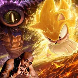 No possibilities to lose - Tupac vs Sonic the Hedgehog