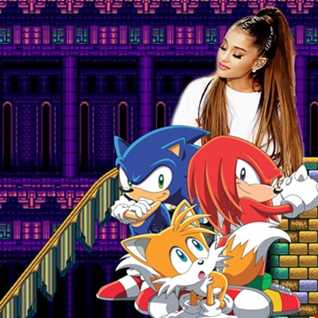 Hydro Everyday (overclock remix) - Ariana Grande vs Sonic the Hedgehog