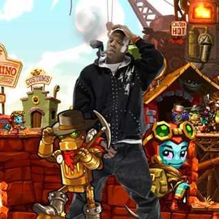 Machino Izzo - Jay-z vs Steam World Dig