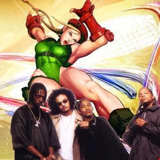 Thugish Rugish Cammy - Bone Thugs n Harmony vs Street Fighter 5
