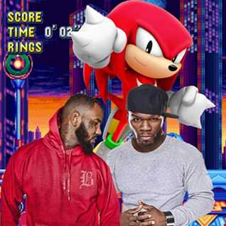 How we do it in Studiopolis - 50 cent vs Sonic the Hedgehog