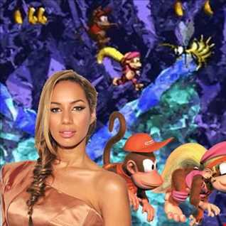 Trouble in a snow bound land - Leona Lewis vs Donkey Kong