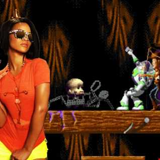 Toy Star - Rihanna vs Toy Story