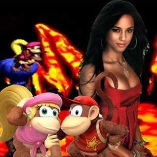 Hot Head Girlfriend - Alicia Keys vs Donkey Kong