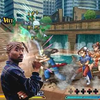 Promise not to cry - Tupac vs Project x Zone